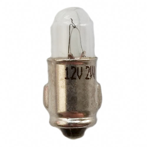 BA7s 12v w2 Incandescent Two Lug Bulb